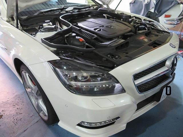 ベンツ(W218)CLS350