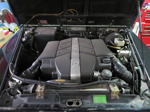 ベンツ(W463)G320 ゲレンデ