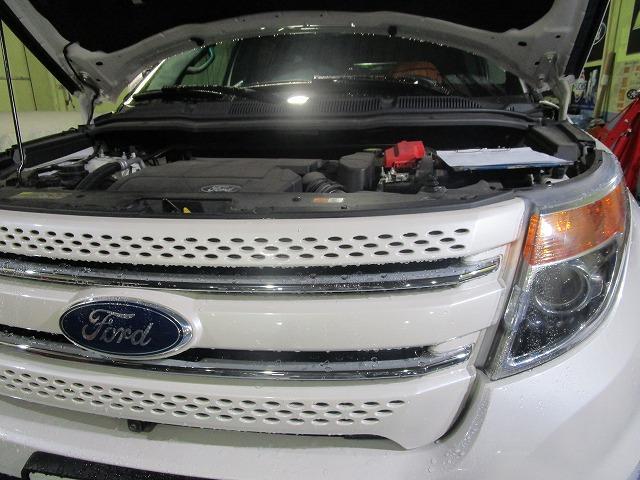 フォード(13y)エクスプローラー
