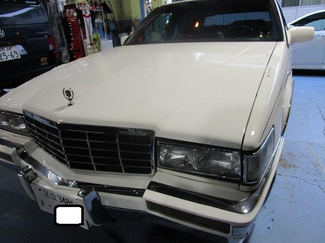 キャデラック(93y)フリートウッド