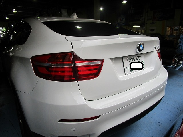BMW(E71)X6
