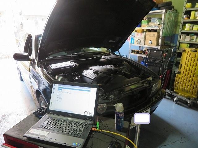 e39 ASC 修理