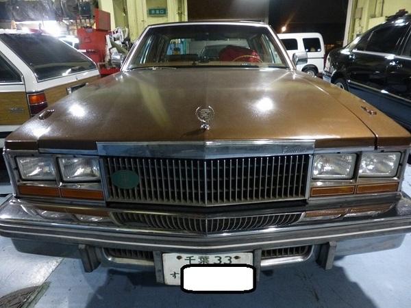 GM キャデラック 79y セビル GUCCI 限定車