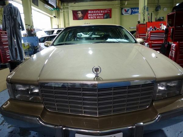 GM キャデラック 94y フリートウッド ブロアム