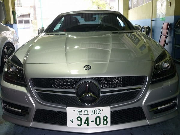 メルセデス・ベンツ R172 SLK350 2011y