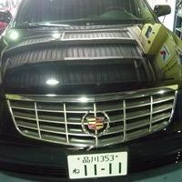 GM キャデラック 07y DTSのサムネイル