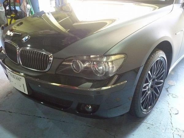 BMW 06y E66 760Li V12