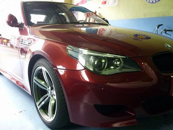 BMW M5 E60 V10 SMG 07y