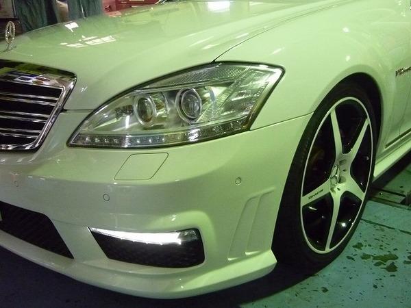 メルセデス・ベンツ AMG S65 W221 07y