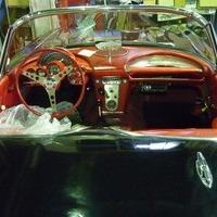 GM シボレー 59y コルベット C1のサムネイル