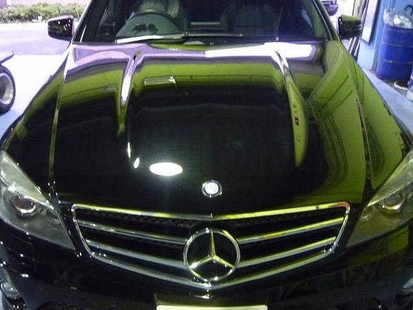 メルセデス・ベンツ AMG C63 W204 09y