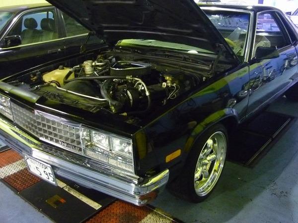 GMC シボレー 86y エルカミーノ