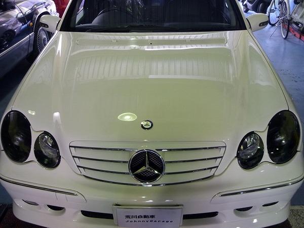 メルセデス・ベンツ C200 W203