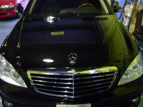 メルセデス・ベンツ S500 W221 05y