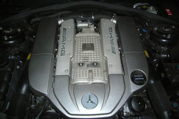 メルセデス・ベンツ S55 AMG W220