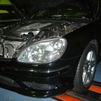 メルセデス・ベンツ S55 AMG W220のサムネイル