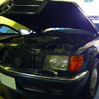 ベンツSEC560 W126     90yのサムネイル