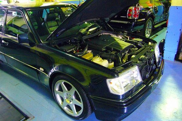 ベンツ E500 リミテッド W124