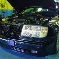 ベンツ E500 リミテッド W124のサムネイル