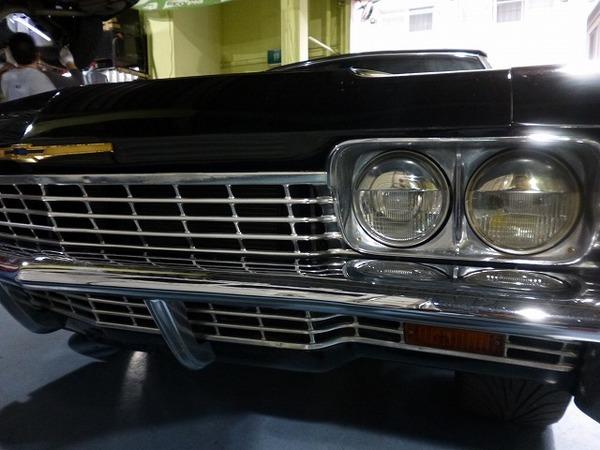 シボレー 1968y インパラ