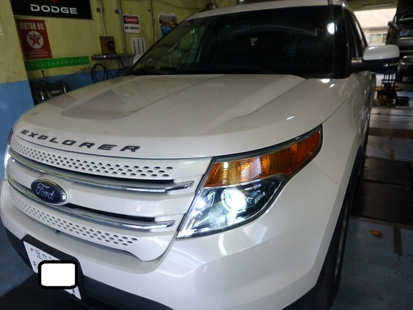 フォード エクスプローラー リミテッド 2013y