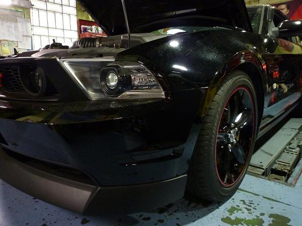 フォード 2012y マスタング 5.0L